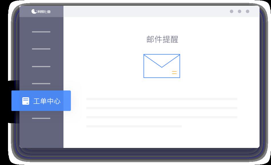 工单邮件提醒